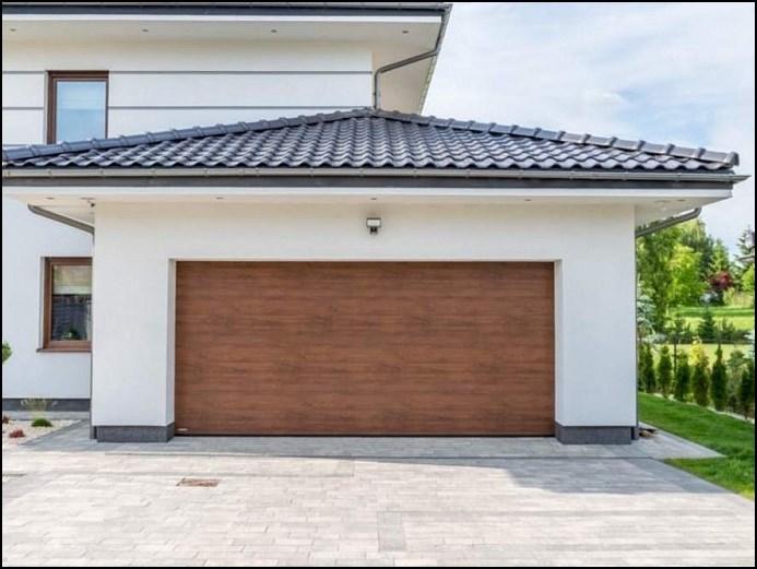 Bramy garażowe - Bramy segmentowe (Wiśniowski) - Grodzisk Mazowiecki 2