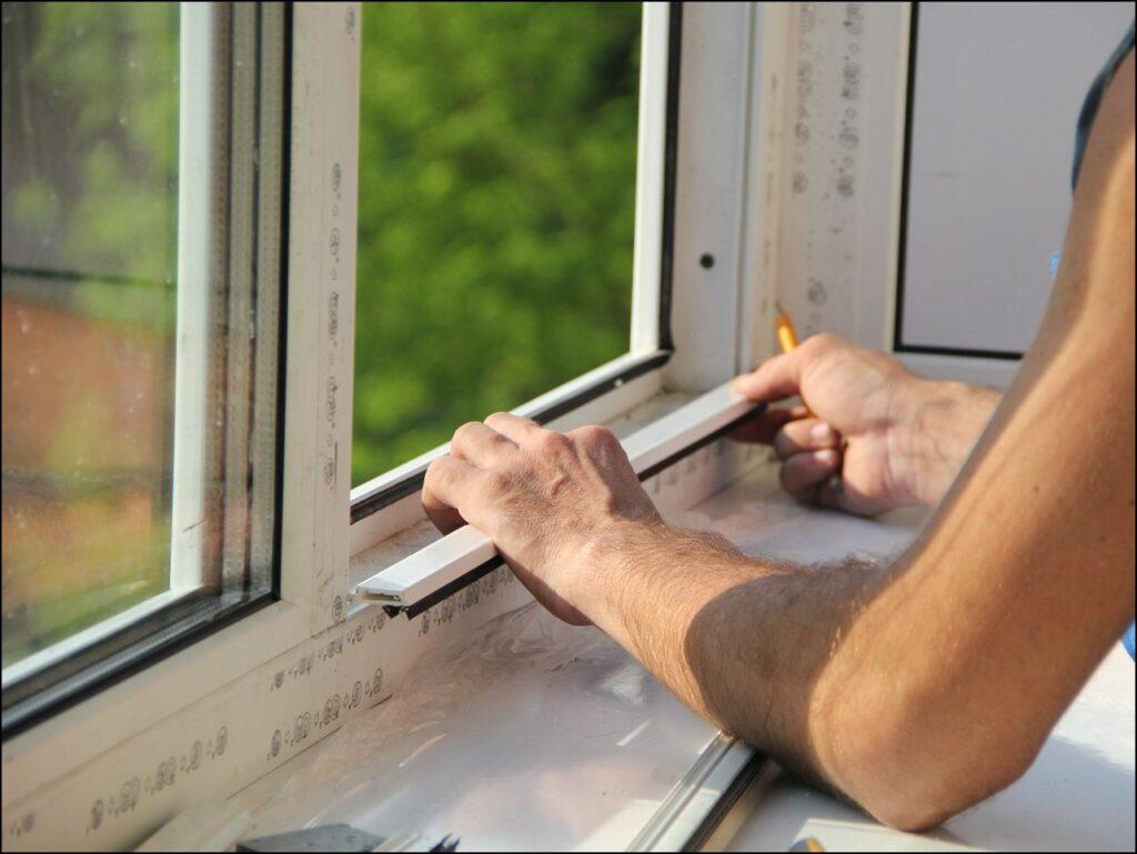 Montaż okien, drzwi - Grodzisk Mazowiecki